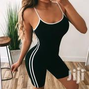 Very Stretchy Women Yoga Jumpsuit Tank Top Workout Gym Wear Leggings | Clothing for sale in Nairobi, Parklands/Highridge