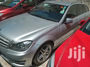 New Mercedes-Benz C200 2012 Silver | Cars for sale in Mombasa, Tudor