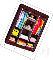 A Portable Wooden Frame Wardrobe. | Furniture for sale in Nairobi, Hospital (Matha Re)