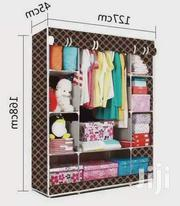 A Portable Wooden Frame Wardrobe. | Furniture for sale in Nairobi, Karen