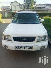Subaru Forester 1999 White | Cars for sale in Nairobi, Harambee