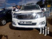 Toyota Hilux 2012 White | Cars for sale in Kiambu, Township C