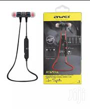 Awei A921BL Sport Bluetooth Wireless Headset 4.0 In-ear Headphone | Headphones for sale in Nairobi, Nairobi Central