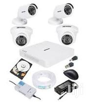 Hikvision 4-Camera Package CCTV Kit,1 TB Hard Disk | Cameras, Video Cameras & Accessories for sale in Nairobi, Nairobi Central
