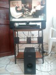 """ARMCO,28"""" Digital Tv Plus A SUMSANG Home Theatre 