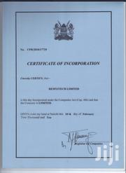 Company Registrations,Business Names,NGO,Society,Trade Marks | Legal Services for sale in Nairobi, Karen