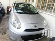 Nissan March 2013 Silver | Cars for sale in Mombasa, Shimanzi/Ganjoni