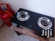 MIKA Gas Stove And Double Burner And 13KG Gas Cylinder | Restaurant & Catering Equipment for sale in Mombasa, Bamburi