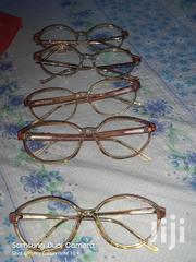 Synthetic Plastic Gold Glasses | Clothing Accessories for sale in Mombasa, Tudor