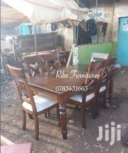 Classy Dinning Table Made of Pure Mahogany Wood | Furniture for sale in Nairobi, Embakasi