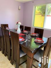 Dinning Table And Six Chairs | Furniture for sale in Nairobi, Ngando