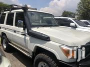 Toyota Land Cruiser Prado 2011 GX White | Cars for sale in Nairobi, Kilimani