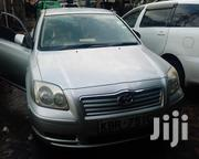Toyota Avensis 2005 1.8 C Silver | Cars for sale in Nakuru, Nakuru East