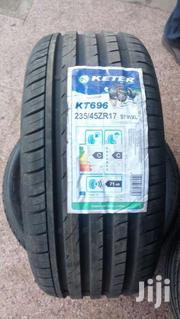 """235/45-17 Keter Tyres"""" 