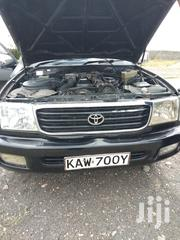 Toyota Land Cruiser 2001 90 Automatic Black | Cars for sale in Nairobi, Nairobi South