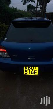 Subaru Impreza 2006 Blue | Cars for sale in Nairobi, Nairobi South