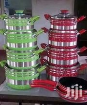 Nonstick Sufurias With 1pan And Glass Lids | Kitchen & Dining for sale in Nairobi, Nairobi Central