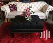 Chesterfield 3 Seater With Single Pouf/Ottoman | Furniture for sale in Nairobi, Nairobi Central