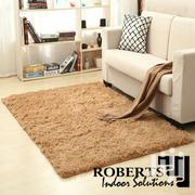 Coffee Brown Fluffy Soft Carpet Rugs | Home Accessories for sale in Nairobi, Nairobi Central