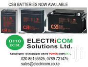 CSB Batteries Now Available At Very Reasonable Rates | Electrical Equipments for sale in Nairobi, Nairobi West