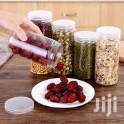 Round Plastic Cannister 3pcs | Kitchen & Dining for sale in Nairobi, Nairobi Central