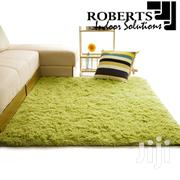 Green Fluffy Soft Carpet Rug | Home Accessories for sale in Nairobi, Nairobi Central