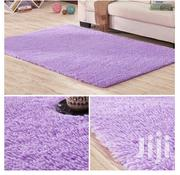 Purple Soft Fluffy Carpets 5 by 8 | Home Accessories for sale in Nairobi, Nairobi Central