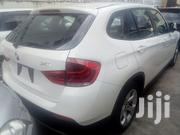 New BMW X1 2012 White | Cars for sale in Mombasa, Shimanzi/Ganjoni