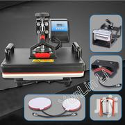 Heat Press 5 In 1 Digital Multi Functional | Printing Equipment for sale in Nairobi, Nairobi Central