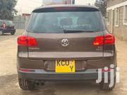 Volkswagen Tiguan 2013 S with Sunroof Brown | Cars for sale in Nairobi, Karen