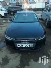 Audi A4 2013 Black   Cars for sale in Nairobi, Eastleigh North