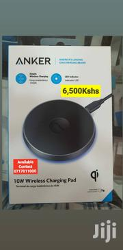 Anker Powertouch 10 Fast Wireless Charger | Accessories for Mobile Phones & Tablets for sale in Mombasa, Mji Wa Kale/Makadara