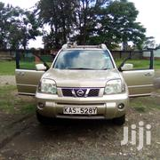 Nissan X-Trail 2004 2.0 Comfort Beige | Cars for sale in Nairobi, Viwandani (Makadara)
