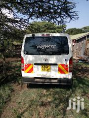 Toyota HiAce 2007 220 White | Buses & Microbuses for sale in Nairobi, Kasarani