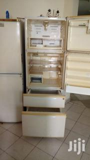 Used Four Doors Fridge In Good Condition | Kitchen Appliances for sale in Mombasa, Changamwe