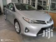 Toyota Auris 2012 Silver | Cars for sale in Mombasa, Mji Wa Kale/Makadara