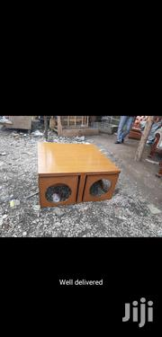 Coffee Table Plus 4stools Made On Order   Furniture for sale in Nairobi, Ngara