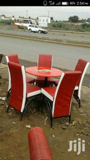 Bar Stools And Fibre Glass Table Suitable For Bar And Restaurant   Furniture for sale in Mombasa, Bamburi