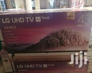 Lg 43 Smart Digital 4k Tv | TV & DVD Equipment for sale in Nairobi, Nairobi Central
