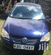 Volkswagen Polo 2006 1.4 Trendline Blue | Cars for sale in Nairobi, Westlands