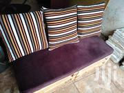 Pallet Seat For Sale With Removable & Washable Pillow And Seat Covers | Furniture for sale in Nairobi, Karen