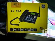 SQ LS 930 GSM Desktop Wireless Phone Dual Sim Home Office | Home Appliances for sale in Nairobi, Nairobi Central