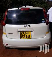 Nissan Note 2009 White | Cars for sale in Nairobi, Kahawa