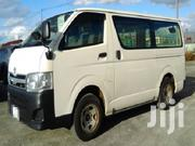 New Toyota HiAce 2013 White | Buses & Microbuses for sale in Nairobi, Parklands/Highridge