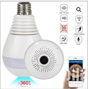 360° Bulb Camera Security CCTV | Security & Surveillance for sale in Nairobi, Nairobi Central