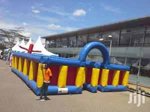 Inflatable Giant Maze For Hire