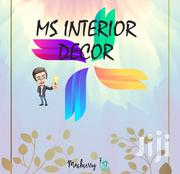 MS Interior Decor | Other Services for sale in Nairobi, Woodley/Kenyatta Golf Course