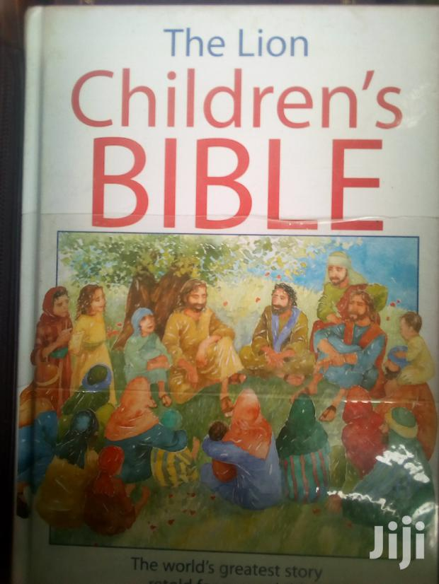Archive: Children's Bible