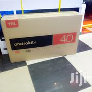 TCL Smart Android Tv 40"
