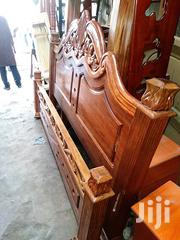 Mahogany Bed 5x6fts Solid-premium Executive Bed   Furniture for sale in Nairobi, Nairobi Central